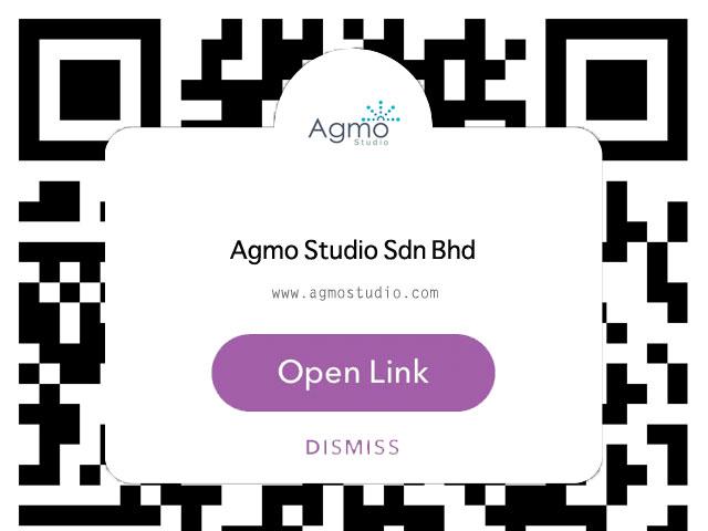 Agmostudio-QR-Code